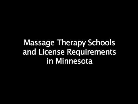 Massage Therapy Schools & Certification Requirements in Minnesota