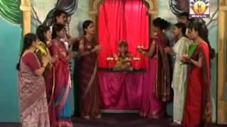 Jai Mangal Murthi  Anuradha Poudwal  Marathi Ganpati  Aarti   Sukhharta   Dukhharta