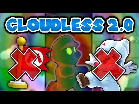 Super Mario Galaxy 2: KAIZO Edition - Episode 6 - Cloud you not?
