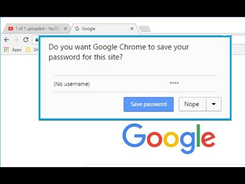 Remove Saved Passwords & Autofill Data from Chrome Browser