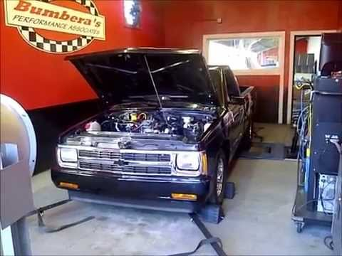 S10 Build and Dyno