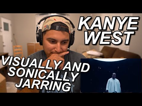 KANYE WEST - WASH US IN THE BLOOD FIRST REACTION & BREAKDOWN!! | ONLY KANYE COULD HAVE THIS TAKE