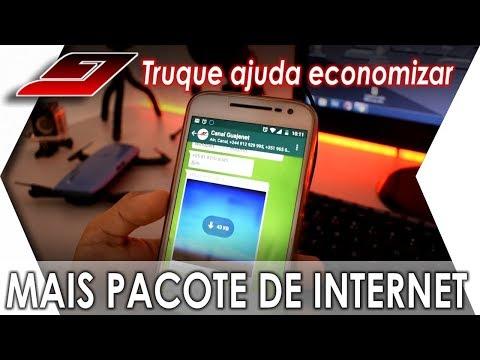 WHATSAPP gastando muita INTERNET móvel - RESOLVIDO | Guajenet