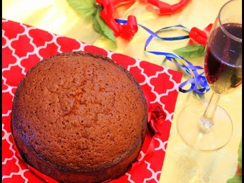 Pressure Cooker Plum Cake|Kerala Plum Cake without Oven|Christmas Fruit Cake|Anu's Kitchen