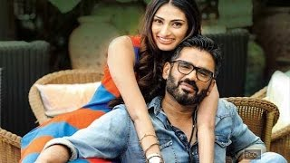 Exclusive Interview: Athiya Shetty & Sunil Shetty On Doing A Film Together