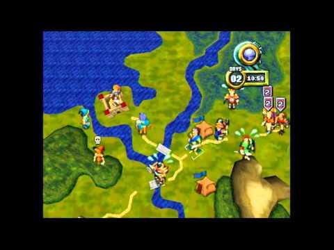 Ogre Battle 64:  MIssion 18