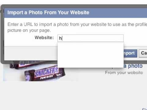 How to create a Facebook Page from scratch as of September 22, 2011