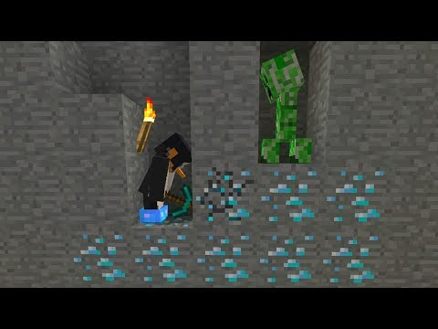 Minecraft Xbox: Diamond Digging [317]