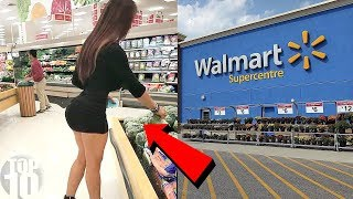INAPPROPRIATE People At Walmart!