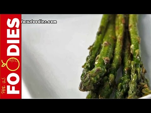 How to Cook the PERFECT Asparagus In a Pan
