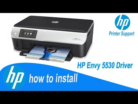 HP Envy 5530 Driver, E-All In One Full Features
