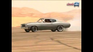 Fast & Furious 4 '70 Chevelle Rips It Up car test