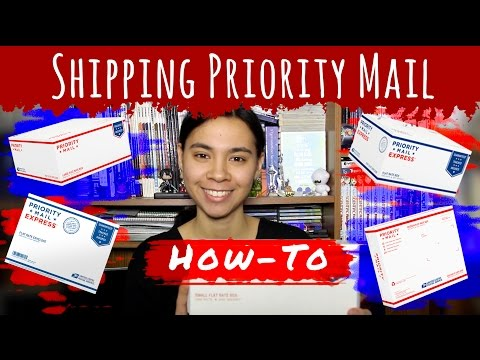 How To Ship USPS Priority Mail