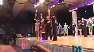 Nuevotec At The 2007 World Salsa Championships