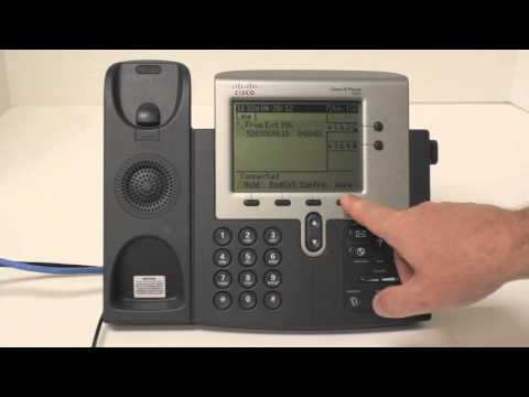 Cisco 7940 How to transfer to voicemail