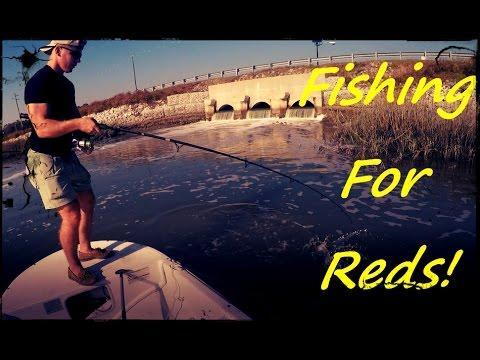 Fishing On Parris Island South Carolina
