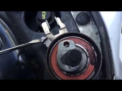 Volvo 2006 S60 timing belt tips