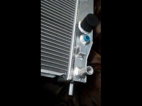 3 ROWS/3 CORES ALUMINUM RADIATOR 95 Z28 Camaro