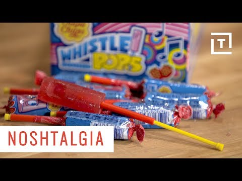 Taking Whistle Pops From Candy to Cocktail || Noshstalgia