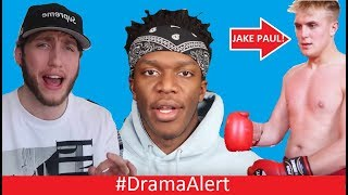 Jake Paul Lets Talk! #DramaAlert Logan Paul Ads Back? KSI Says Who He Will Box Next!