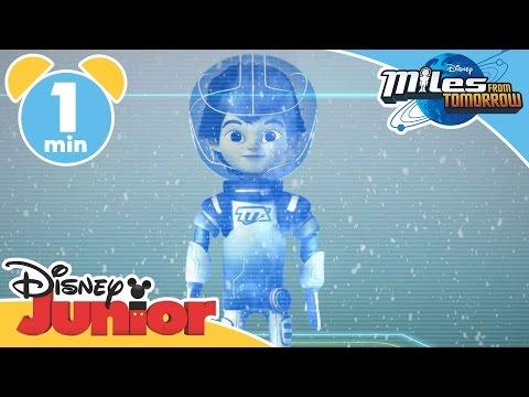 Messages From Miles | Cosmic Explorer Rule: Hygiene | Disney Junior UK