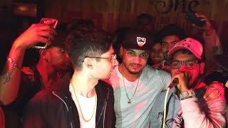 Im ready live by raftaar and krsna |emiway|raga|muhfaad|Delhi by Dheeru khola Shabd kosh
