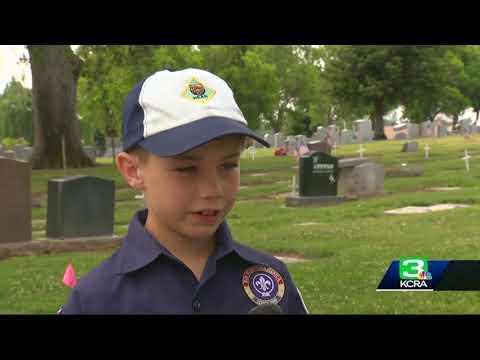 Community honors fallen veterans on Memorial Day weekend
