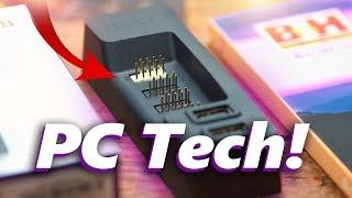Cool PC Tech Accessories!