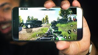 Call of Duty Mobile BATTLE ROYALE GAMEPLAY..