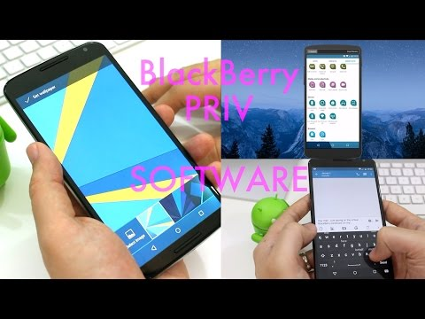 How to get the BlackBerry PRIV look on your Android phone