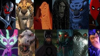 Defeats of my Favorite Animated Non-Disney Villains Part 3 (Christmas Special)