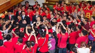 卢台长 印度尼西亚·巴淡岛法会开示160218(心灵法门)