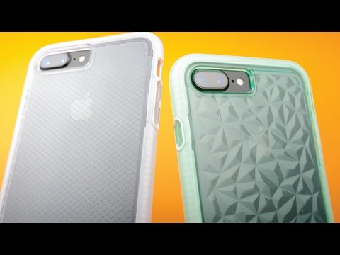 Tech21 Evo Gem and Evo Check Case for iPhone 7 Plus - Review
