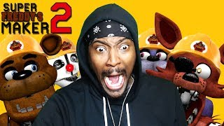 five+nights+at+freddy's+levels+mario+maker Videos - 9tube tv
