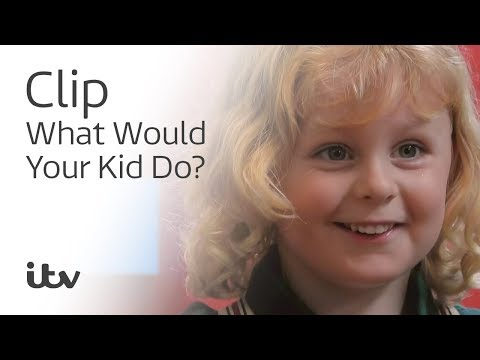 What Would Your Kid Do? | Would Your Kid Cheat? | ITV
