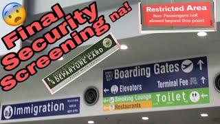 Naia Terminal 3 Immigration Departure#205