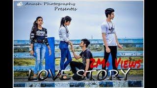 True Love story || Anush photography ||  Dil Diya Gallan || ek sundori maya || pyar tune kya kiya