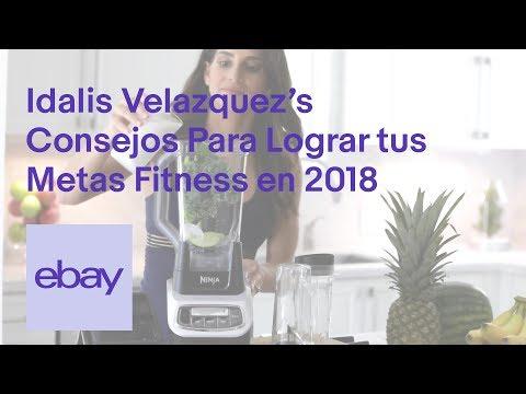 eBay | Idalis Velazquez | 3 Consejos para Lograr tus Metas Fitness en 2018