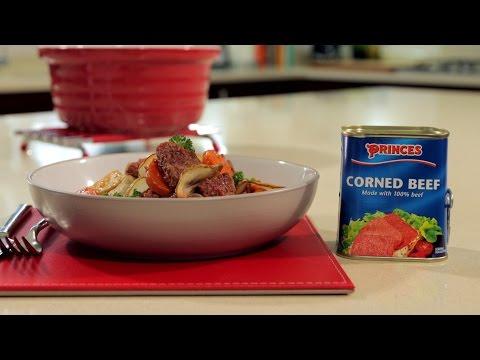 Corned Beef Hotpot Recipe
