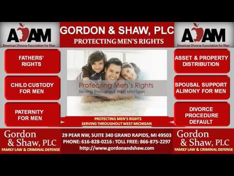 Grand Rapids Michigan Divorce Lawyer For Men Free Consultation
