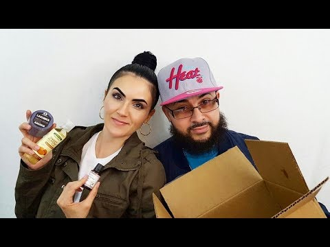 UNBOXING PIPING ROCK with my Hubby | Orchid Vega