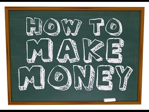 Ways to Make Money Online From Home   Free Easy Money