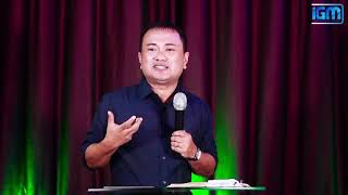 What is COVENANT? Are we in Covenant or SAINO?- Samuel Tamang (Nepali)