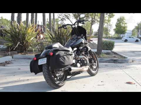 Bassani Stainless Steel Road Rage 3 Review by Baggerblog