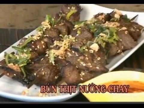 Bún Thịt Nướng Chay - Xuân Hồng
