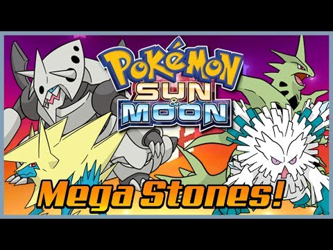 How to Get Mega Tyranitar, Manectric, Aggron, and Abomasnow In Pokémon Sun and Moon!