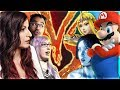 Feminists SJWs VS Video Games