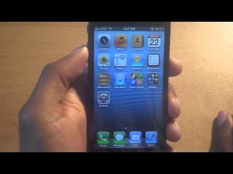 Hide Delete Remove Stock iOS iPhone iPad iPod Apps No Jailbreak Required
