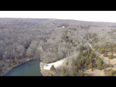 Develop this shoreline property, or camp on it with your RV!