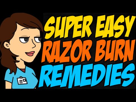 Super Easy Razor Burn Remedies